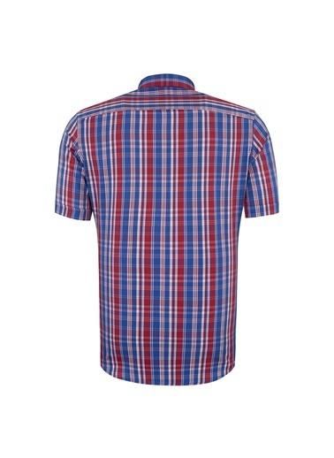 Sabri Özel Gömlek Kırmızı